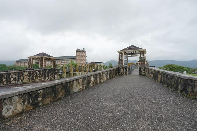 花蓮壽豐鄉最美的學校景點~國立東華大學