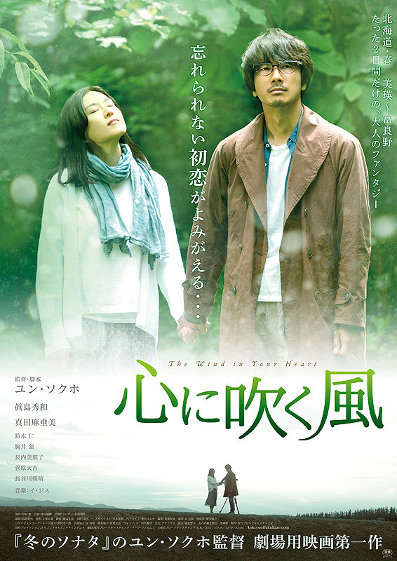 Sinopsis The Wind in Your Heart (2017) - Film Jepang