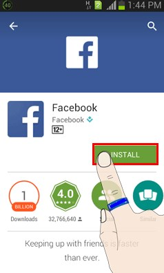 Download Facebook (Free) for Android