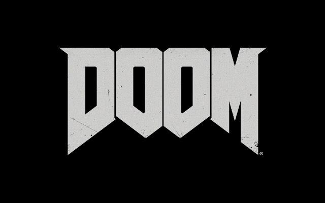 doom 4 title