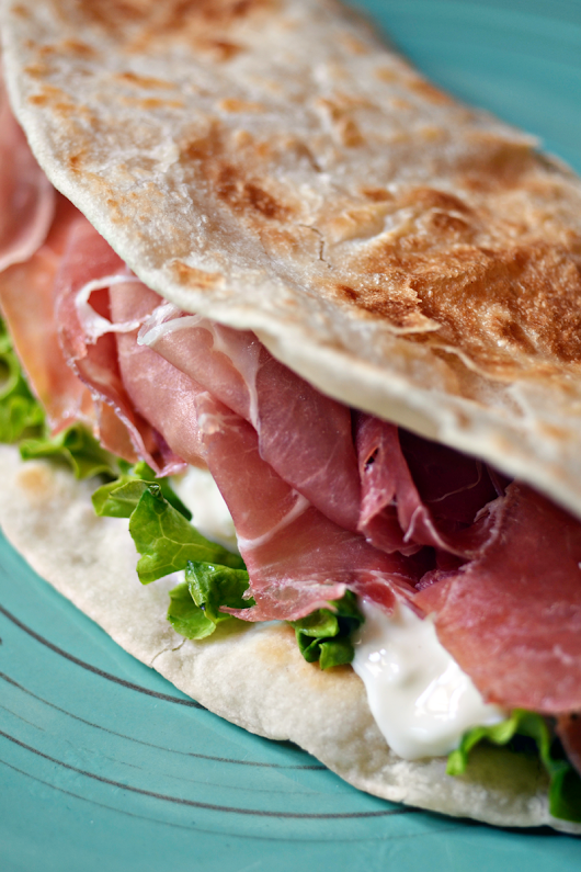 Piadina Romagnola (Piemontese Version) | Cook (almost) Anything at Least Once