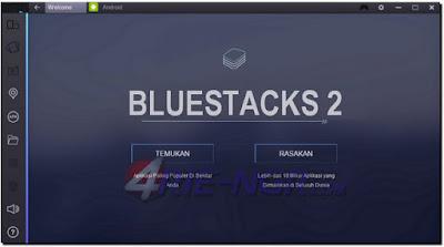 BlueStacks App Player 2.7.320.8504 Offline Installer Terbaru
