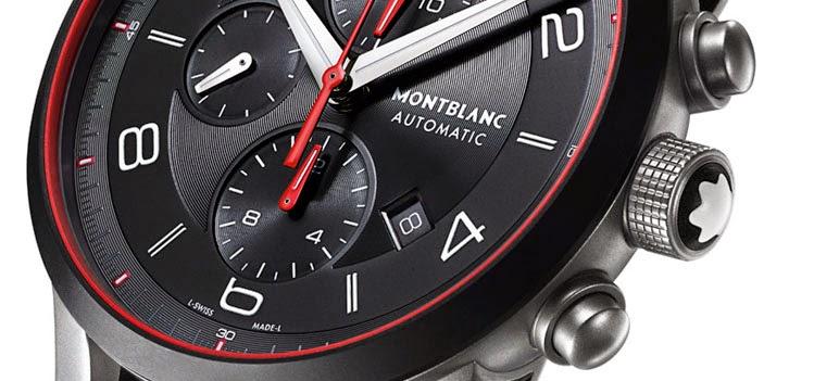 Montblanc TimeWalker Urban Speed Cronograph, debajodelreloj