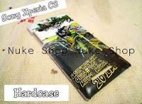 Hasil Jadi Cetak  Hardcase Handphone Sony Xperia C3