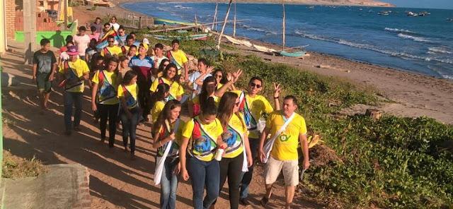 JM promove missão jovem no Regional Nordeste 1