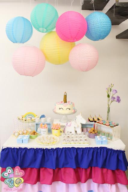 Aniversário, Mamãe Criativa, Mamãe Chef, Unicórnio, Unicorn party, ideias festa unicórnio, festa diy unicórnio, DIY, Faça Você Mesma, Festinhas, doces, dicas, Mamãe Sortuda