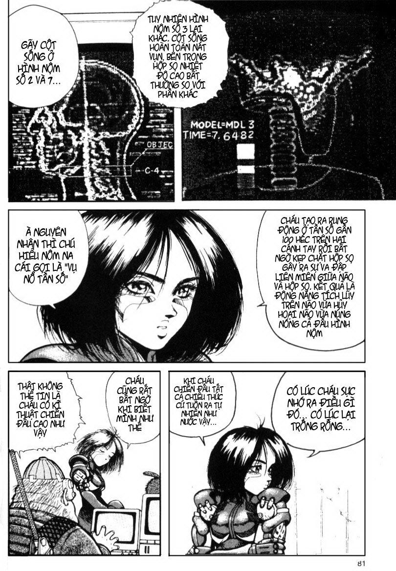 Battle Angel Alita chapter 15 trang 9