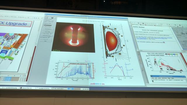 Принстонська лабораторія дослідження плазми. Принстон, Нью-Джерсі (Princeton Plasma Physics Lab, Princeton, NJ)