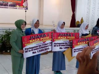 Intan Kirana, Siswi SMA Negeri 1 Juwana Raih Juara Lomba Puisi Tingkat Jateng