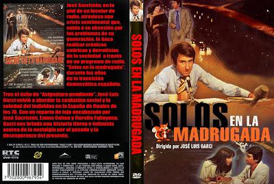Carátula dvd: Solos en la madrugada (1978)