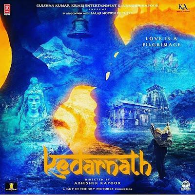 Kedarnath movie ticket booking