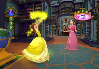 Disney Princess My Fairytale Adventure (PC) 2012