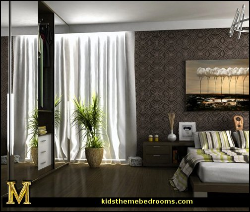 New York Themed Bedroom Decor