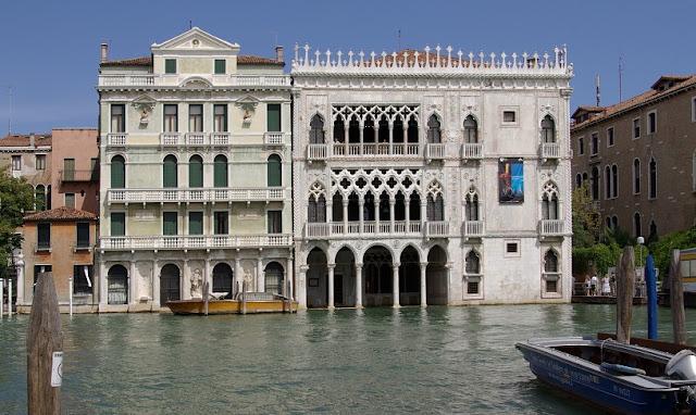 Ca d'oro em Veneza