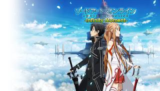 Sword Art Online: Infinity Moment (ISO CSO) PPSSPP