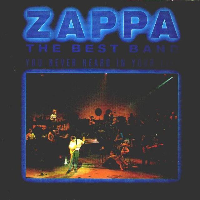 Image result for frank zappa live album