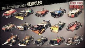 Guns, Cars, Zombies Android
