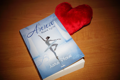 """Anna. Nowe życie"" Justus Pfaue"