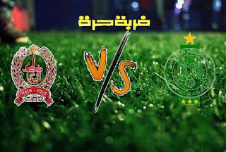 نتيجة مباراة الرجاء الرياضي والكوكب المراكشي اليوم الاربعاء بتاريخ 03-04-2019 الدوري المغربي