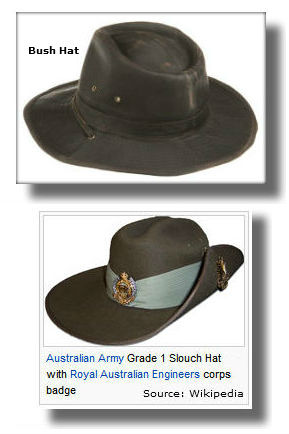 Boonie Hat History The Boonie Hat