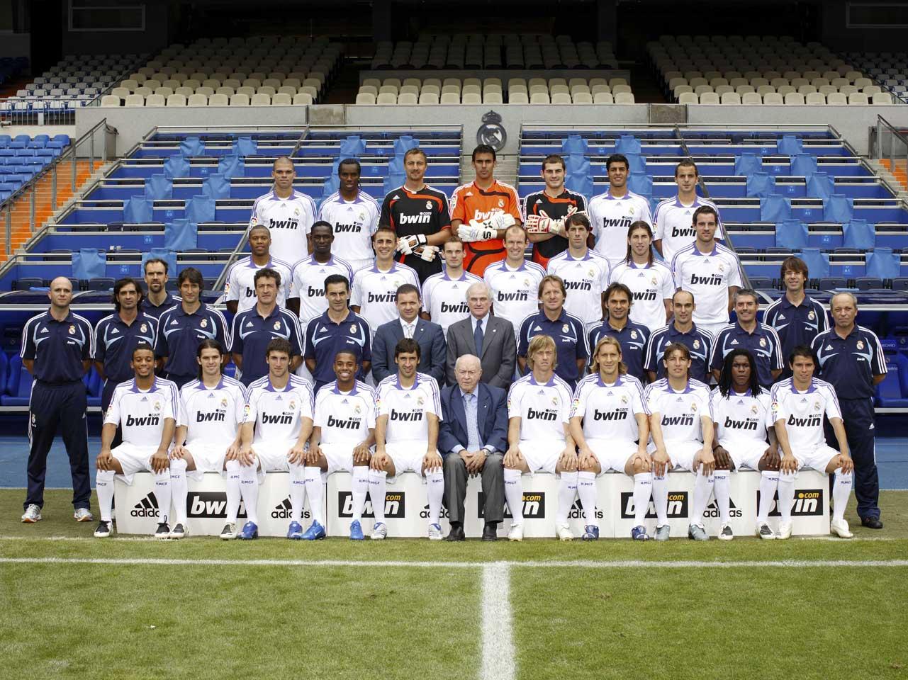Football Clubs: Tom Brady: Realmadrid Football Club Players