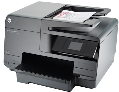 HP Officejet Pro 8610 Driver Download and Setup
