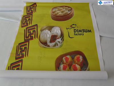 Dimsum Factory - Tarpaulin Printing