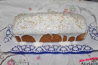 Cake de limón g...