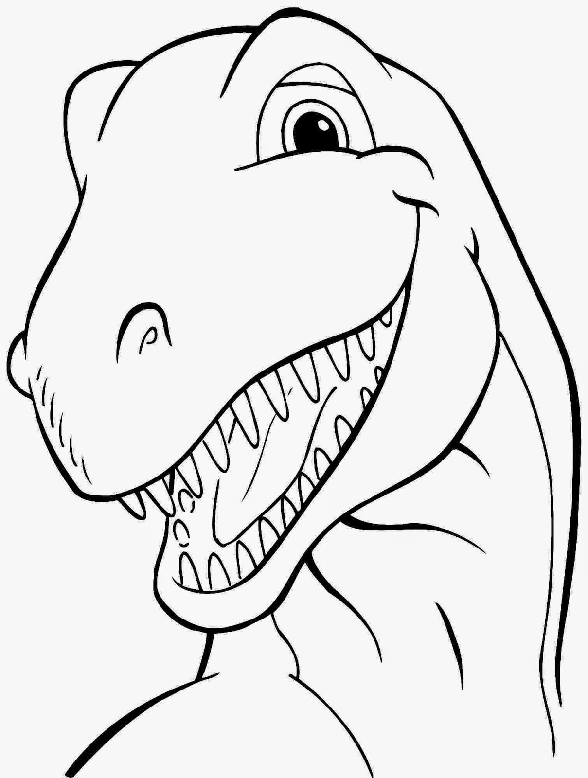 Coloring Pages: Dinosaur Free Printable Coloring Pages