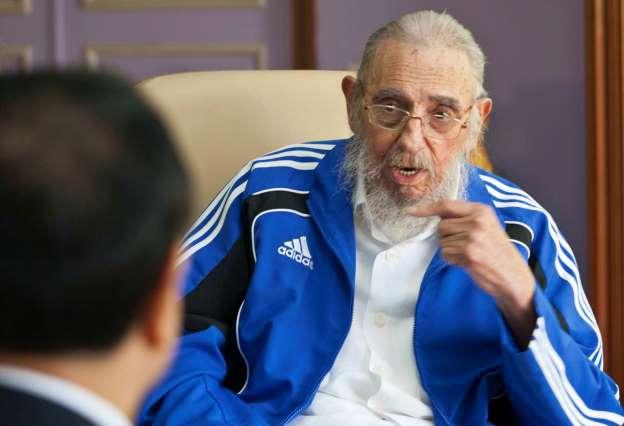 Cuba's former president Fidel Castro, dies aged 90