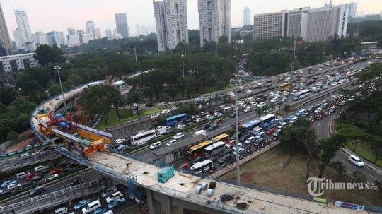 Cara Ahok biayai Proyek Semanggi Mendapatkan Pujian Dari Jokowi Namun Dibenci Para Koruptor