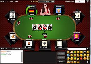 Trik Poker