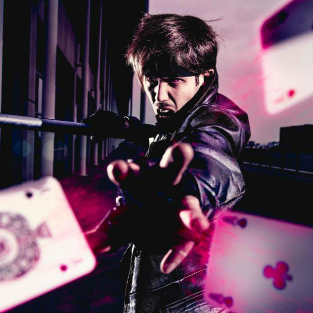It's A Dan's World: NOW COMES THE COSPLAYER: Gambit Stacks