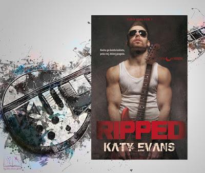 Katy Evans - Ripped || Recenzja patronacka