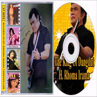 Download Koleksi Lagu Duet Rhoma Irama Terlengkap Full Album