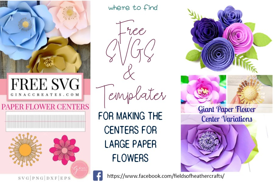 Fields Of Heather: Free Templates & Tutorials For Making