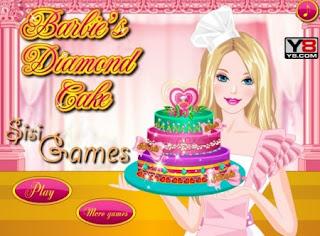 Permainan Barbie Memasak
