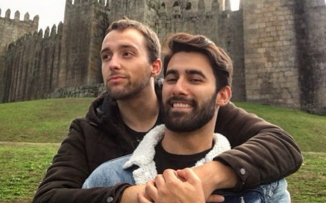 Luan e Tiago fazem o amor na 'casa', mas a TVI (video)