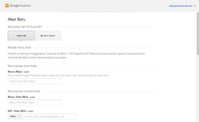 Blogger tidak tau bagaimana caranya memasang Google Analytics dengan blognya Cara Mendaftar dan Memasang Google Analytics di Blog [Gampang]