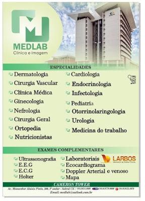 MedLab - Centro Integrado de Especialidades de Sobral