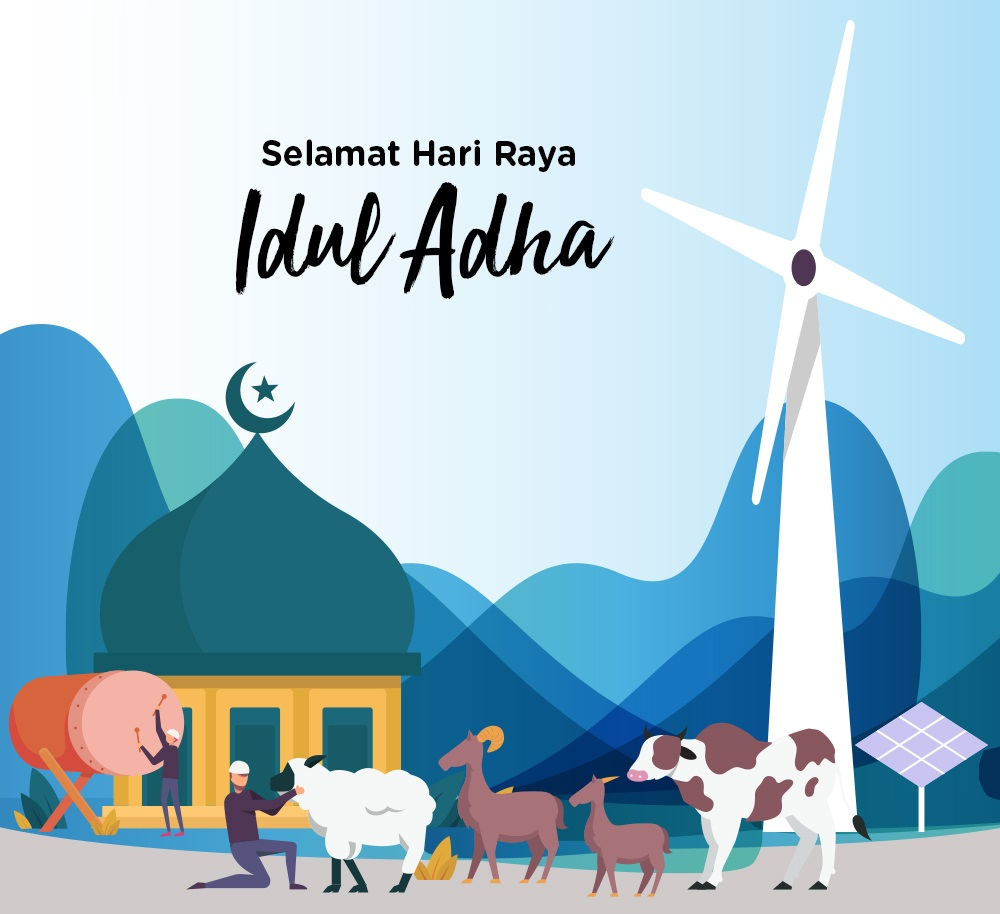 Ucapan Selamat Hari Raya Idul Adha Secara Online