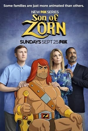 Son of Zorn Séries Torrent Download capa