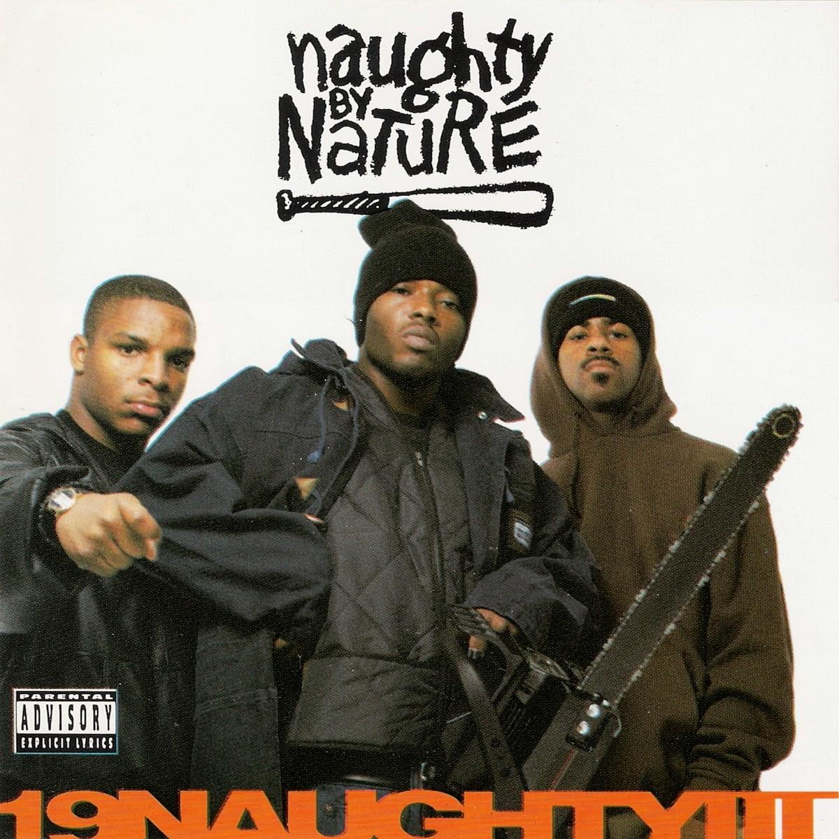 Discografia De Naughty By Nature 7 Cds