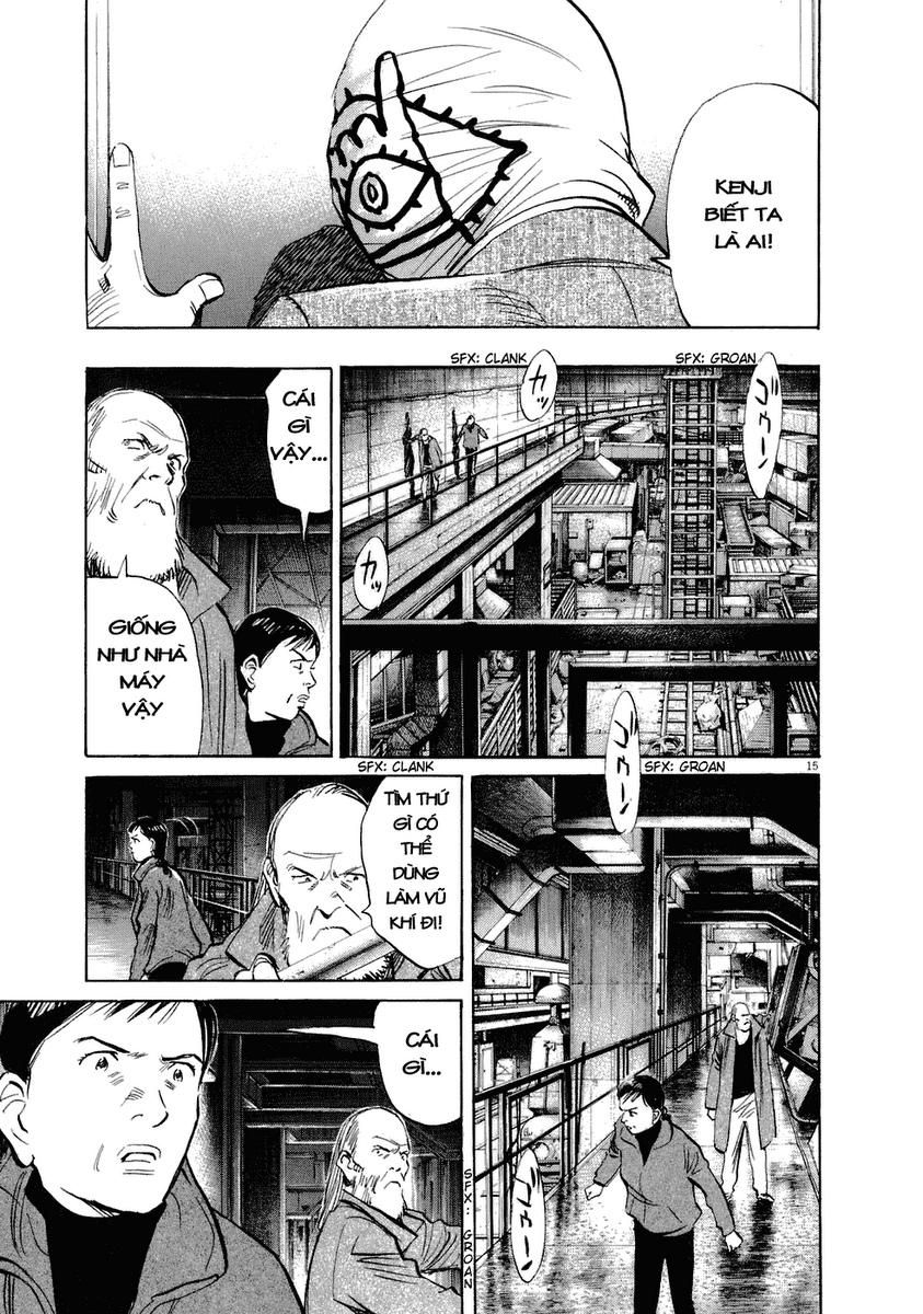 20th Century Boys chapter 222 trang 33