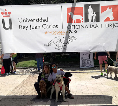 Canicross Aranjuez #PatasporlaEla