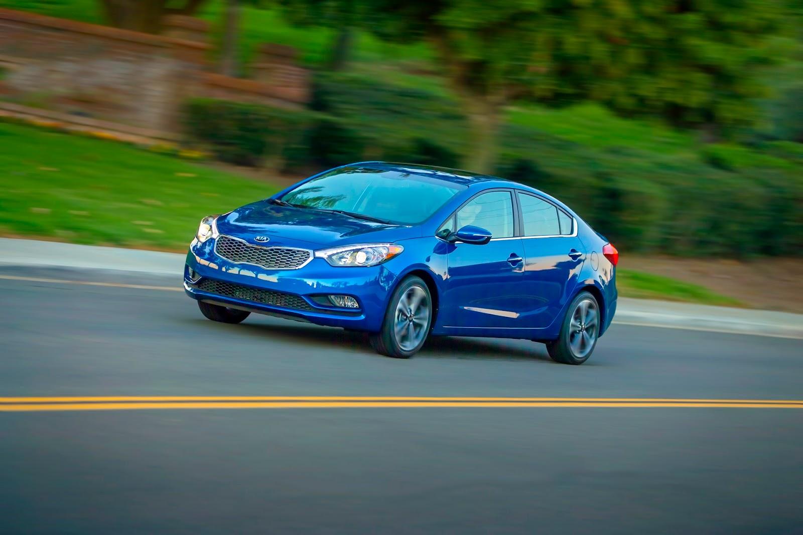 Đánh giá xe Kia Forte 2016 - Tiền nào của nấy