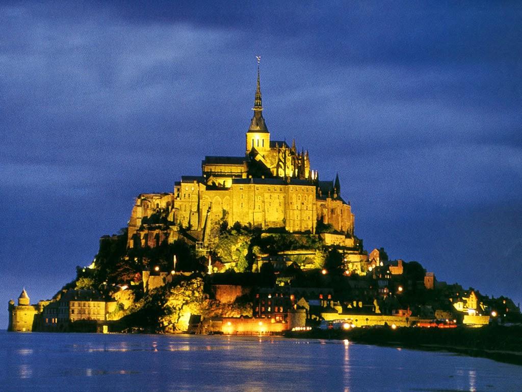 Monte Saint-Michel Francia