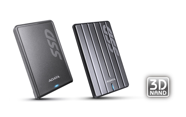 ADATA SC660H and SV620H 3D NAND External SSDs