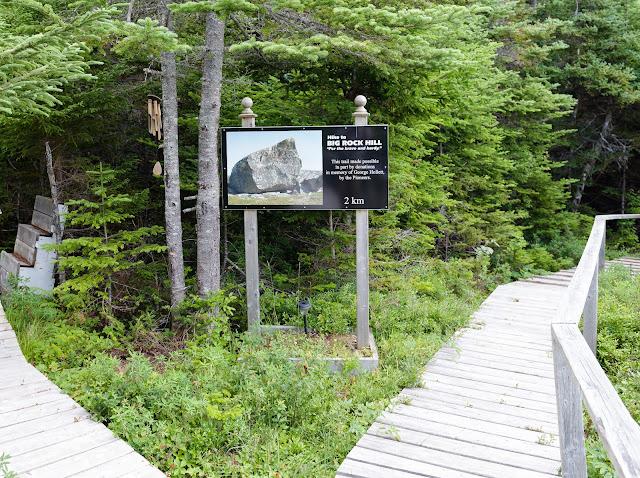 Garden Cove Trail Newfoundland