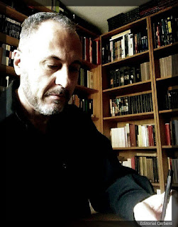 Daniel Pérez Navarro, autor de Los príncipes de madera - Cine de Escritor